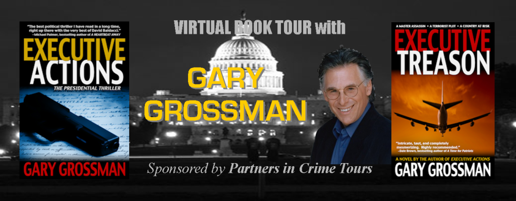 Executive Actions And Executive Treason By Gary Grossman On Tour