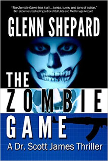 The Zombie Game by Glenn Shepard