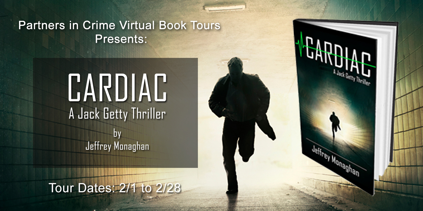 Cardiac by Jeff Monaghan Tour Banner