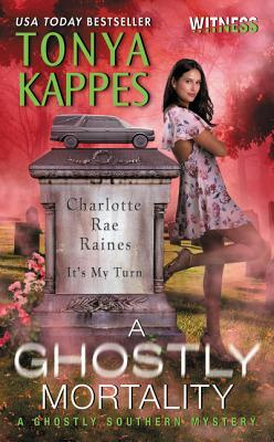 Interview and Giveaway: A Ghostly Mortality by Tonya Kappes (@tonyakappes11, @partnersincr1me)
