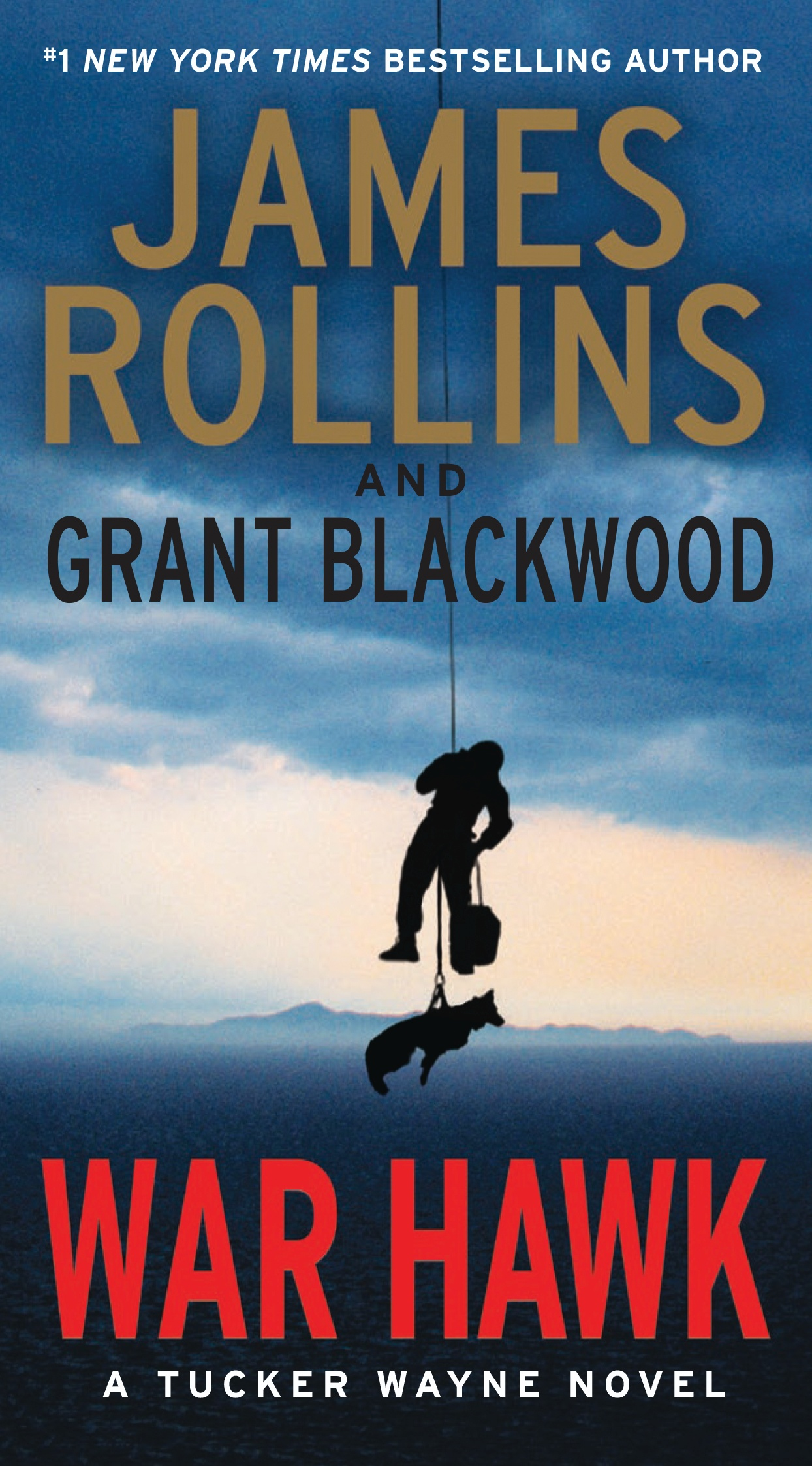 War Hawk by James Rollins and Grant Blackwood