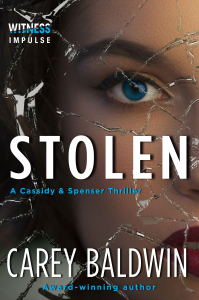 Stolen by Carey Baldwin – Guest Post