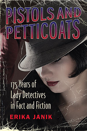 Book Blast & Giveaway | Pistols and Petticoats by Erika Janik