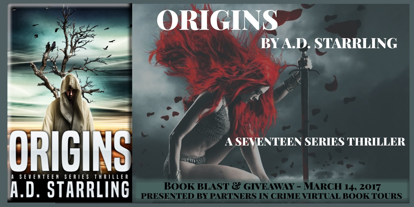 Origins by AD Starrling