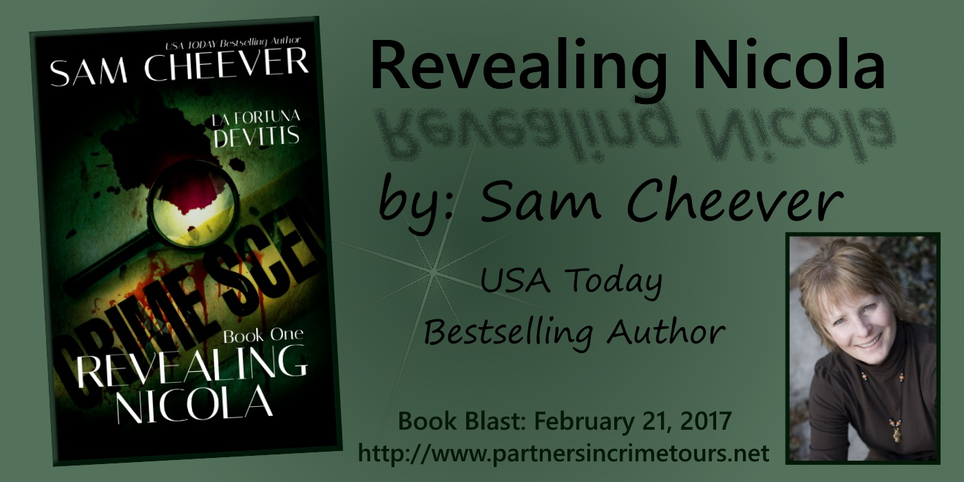 Revealing Nicola by Sam Cheever – Blast + Giveaway