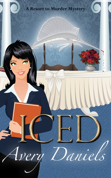 ICED: A Resort to Murder Mystery by Avery Daniels – Blast + Giveaway