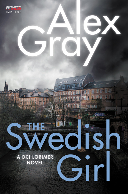 The Swedish Girl by Alex Gray – A Day in the Life of Author Alex Gray