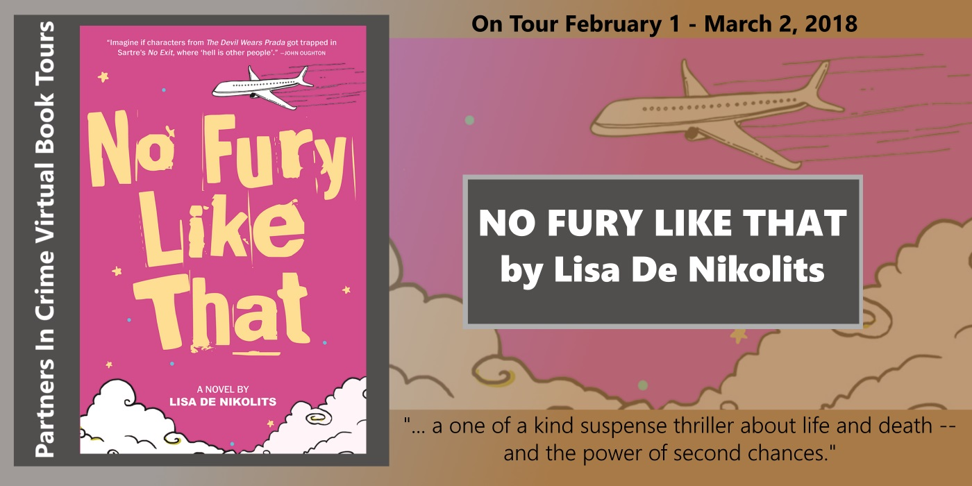 No Fury Like That by Lisa de Nikolits Banner