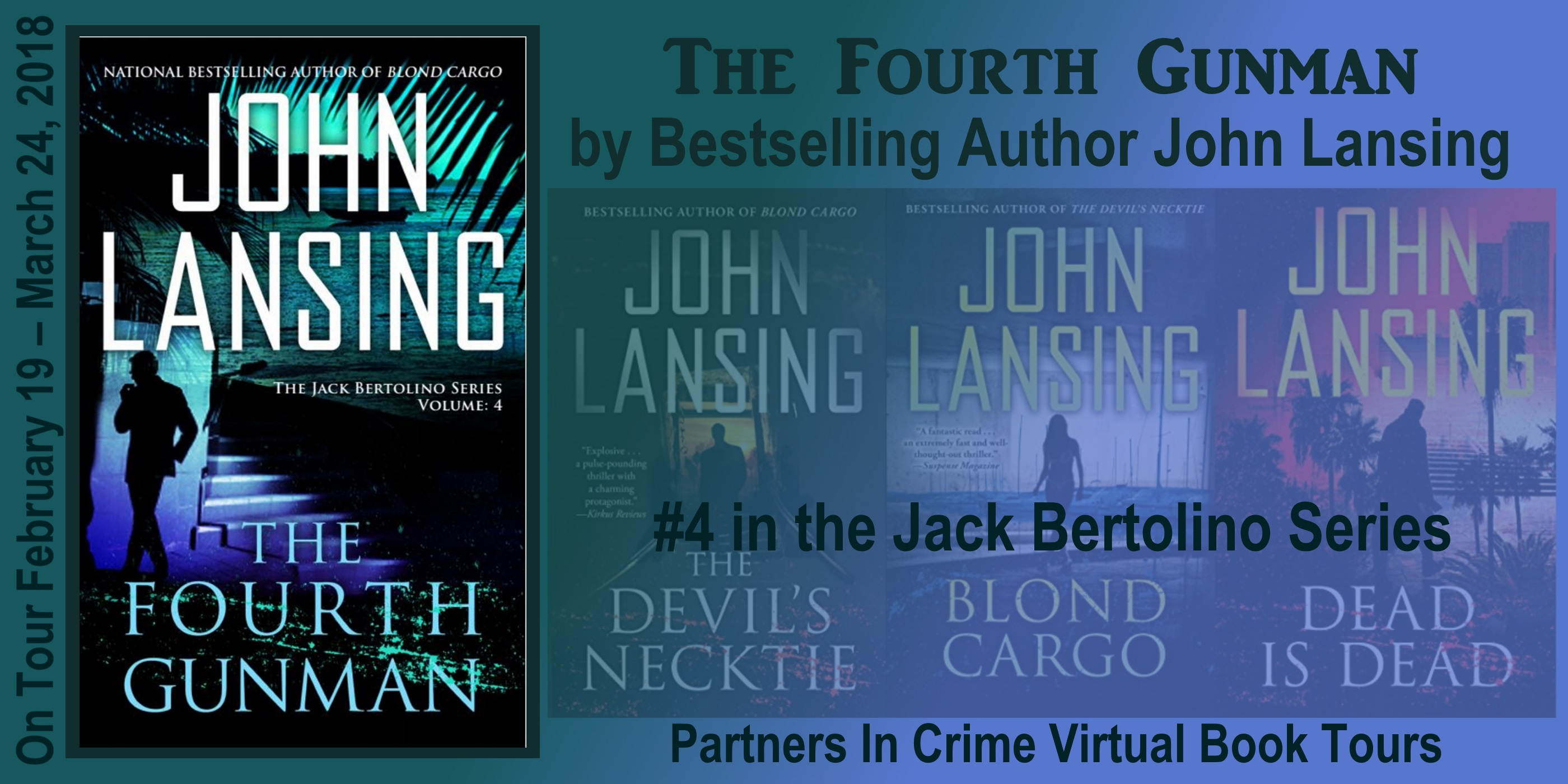 The Fourth Gunman by John Lansing Banner