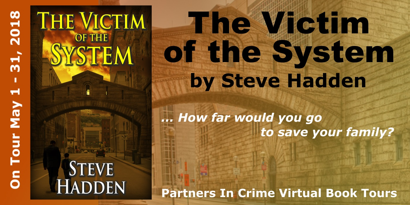 The Victim of the System by Steve Hadden – Showcase + Giveaway