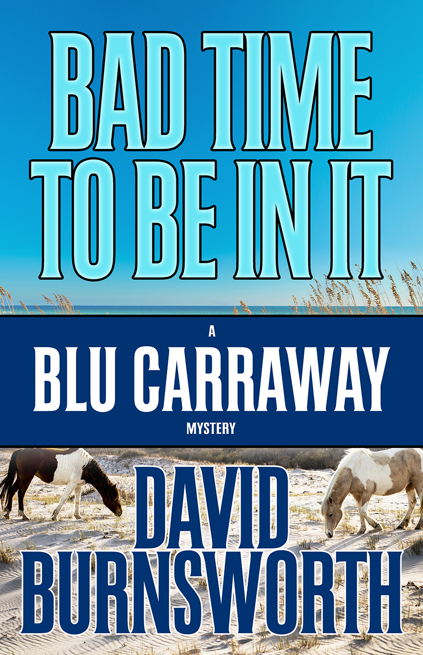 Bad Time To Be In It by David Burnsworth – Excerpt and Giveaway