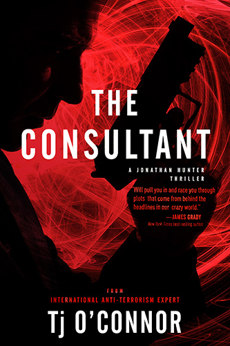 The Consultant by Tj O'Connor – A Day in the Life of Jonathan Hunter