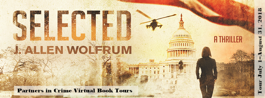 Selected by J. Allen Wolfrum – Excerpt and Giveaway