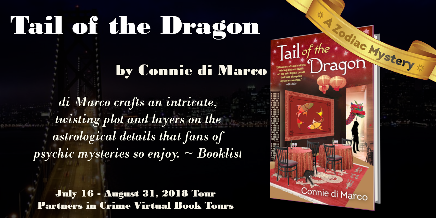 Tail Of The Dragon by Connie di Marco – Showcase and Giveaway