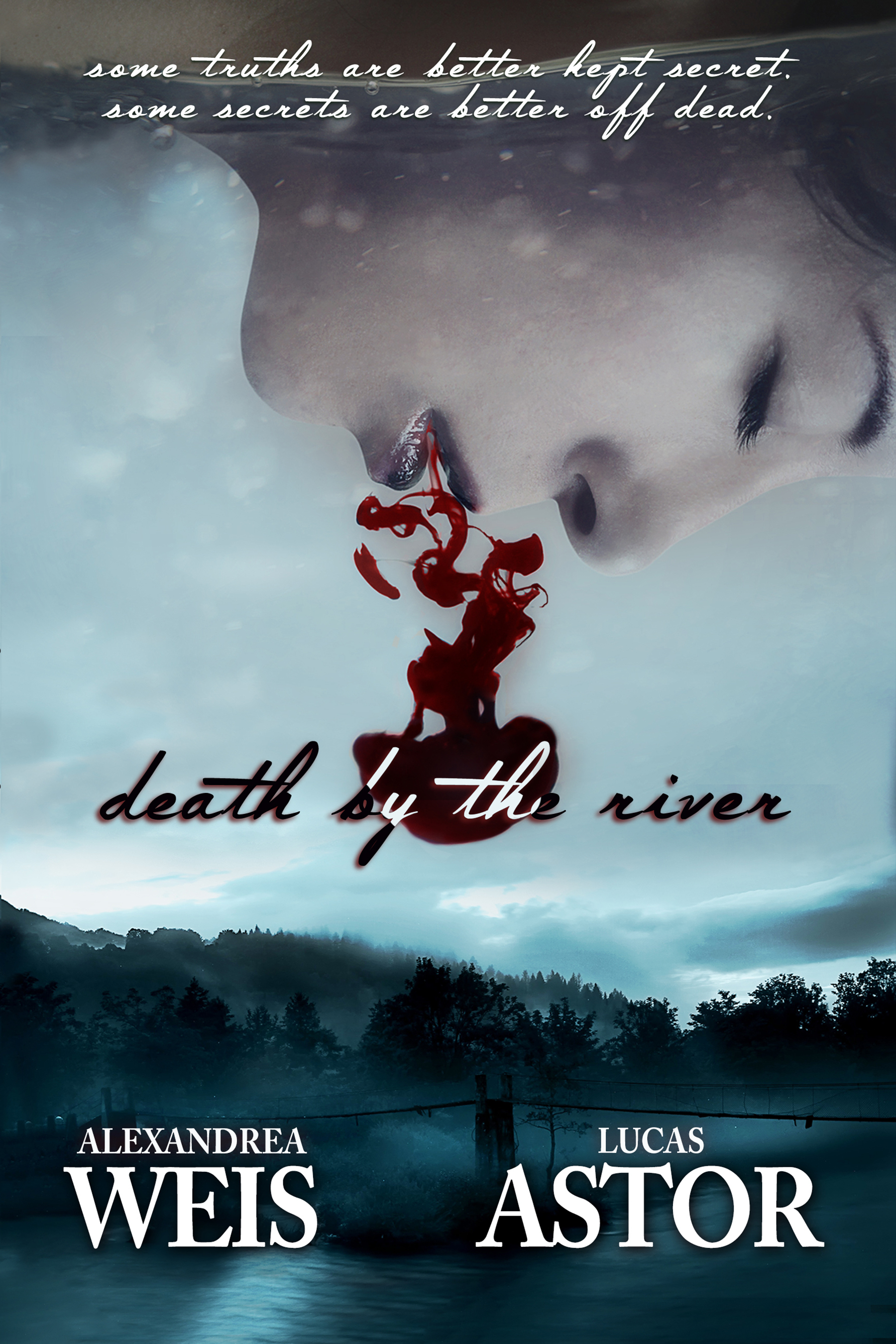 Death by the River by Alexandrea Weis and Lucas Astor
