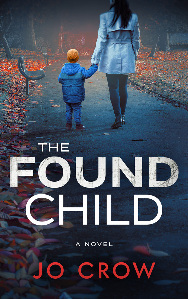 The Found Child by Jo Crow – Blast and Giveaway