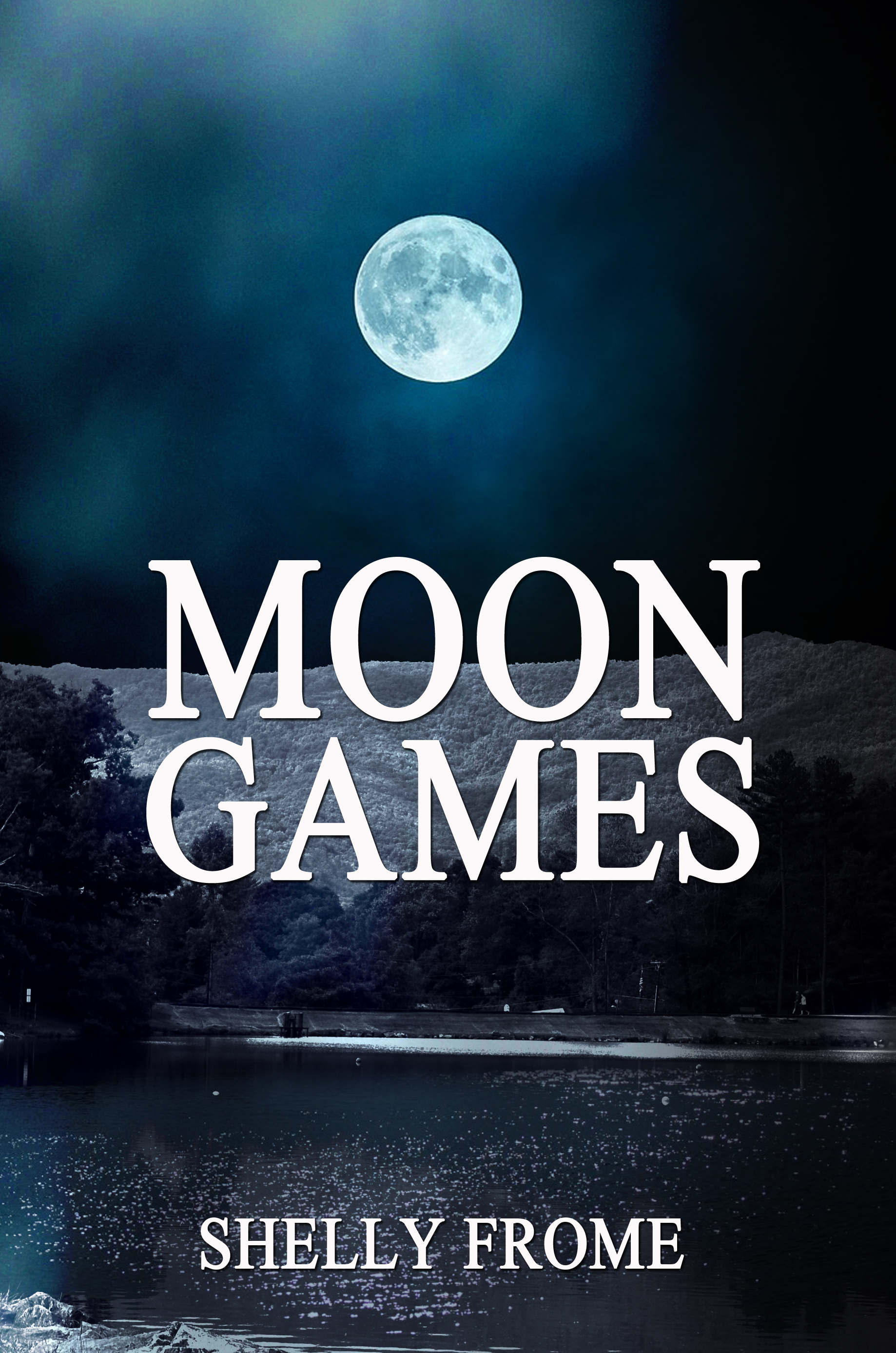 Moon Games by Shelly Frome