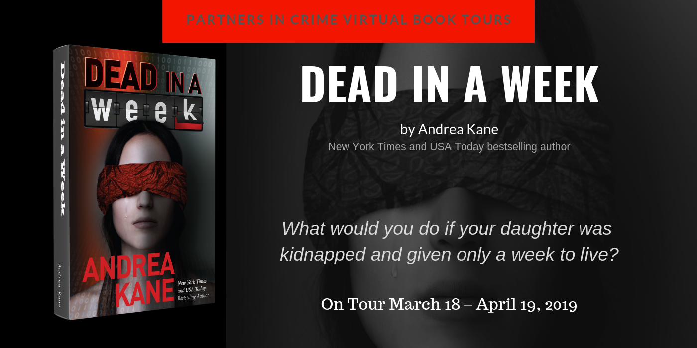 Dead In A Week by Andrea Kane Banner