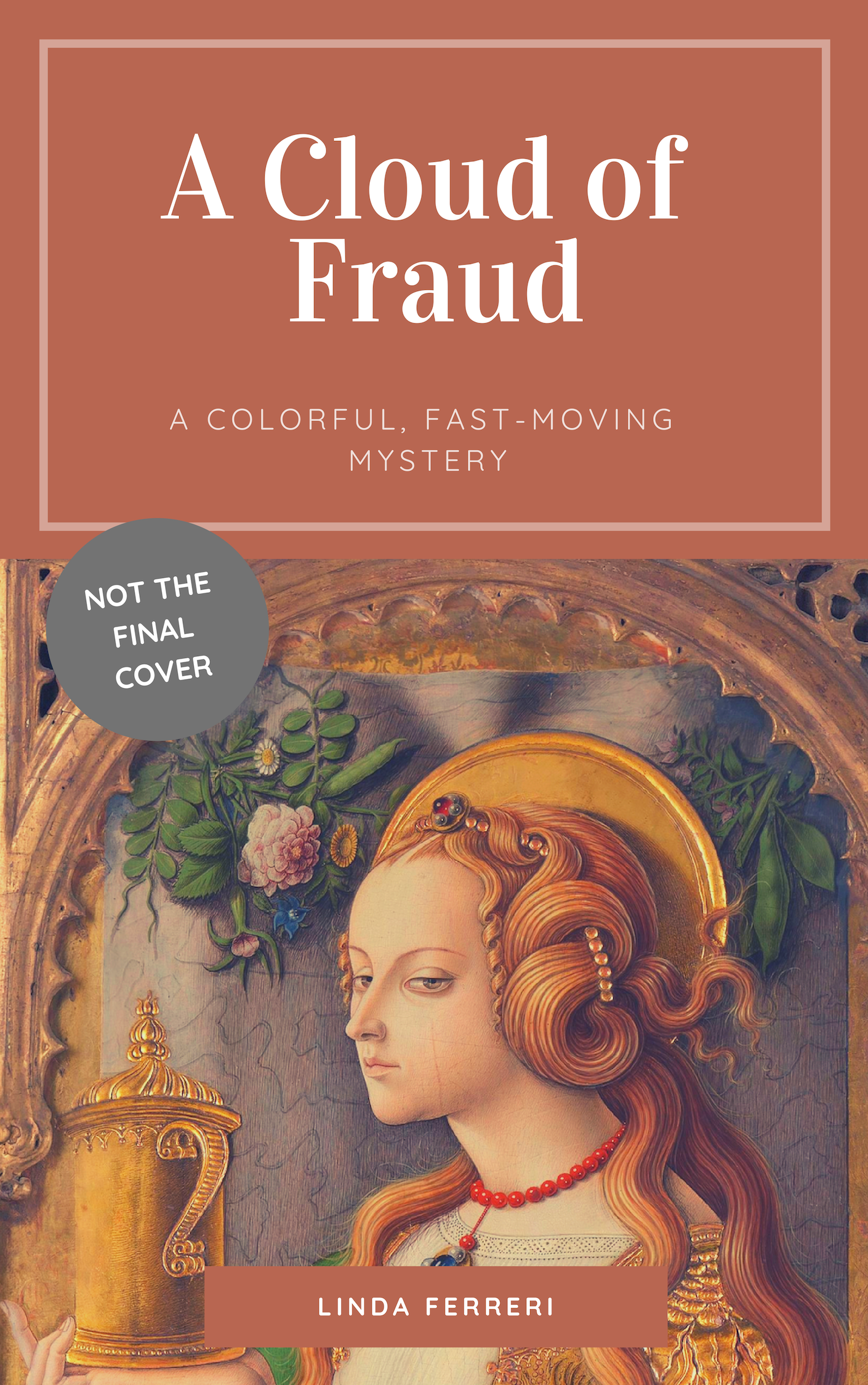 A Cloud of Fraud by Linda Ferreri