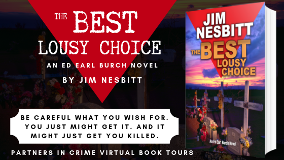 The Best Lousy Choice by Jim Nesbitt Banner