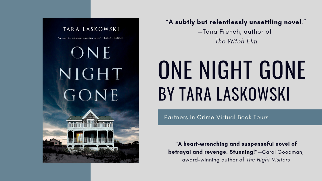 ONE NIGHT GONE by Tara Laskowski Tour Banner