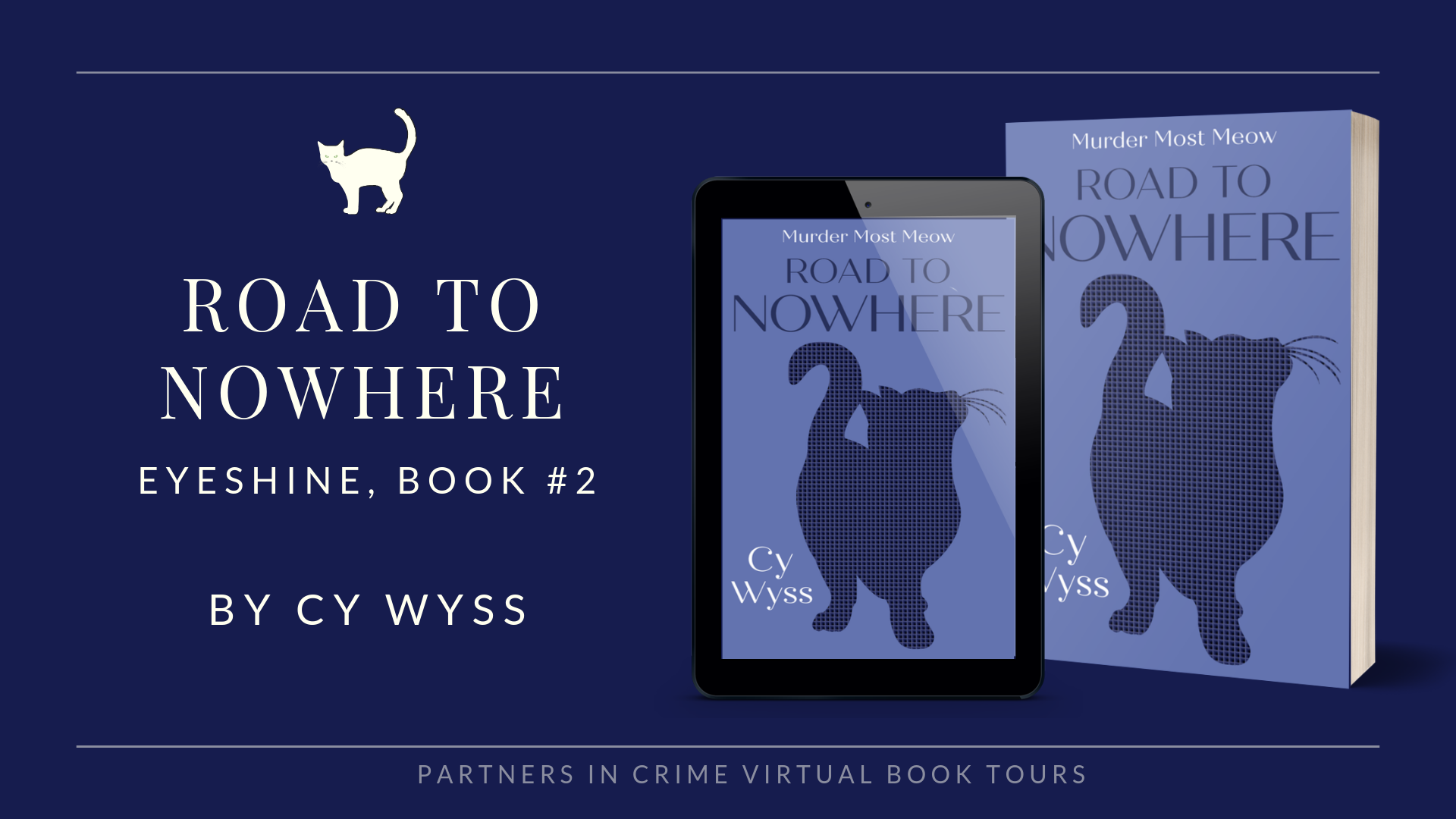 Road To Nowhere by Cy Wyss Banner