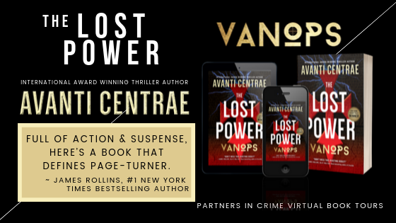 VanOps The Lost Power Tour Banner