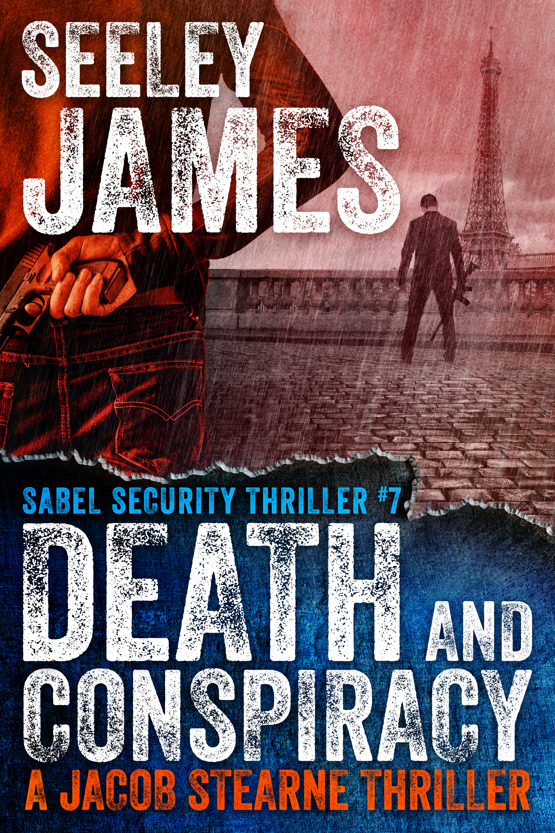 Death and Conspiracy by Seeley James