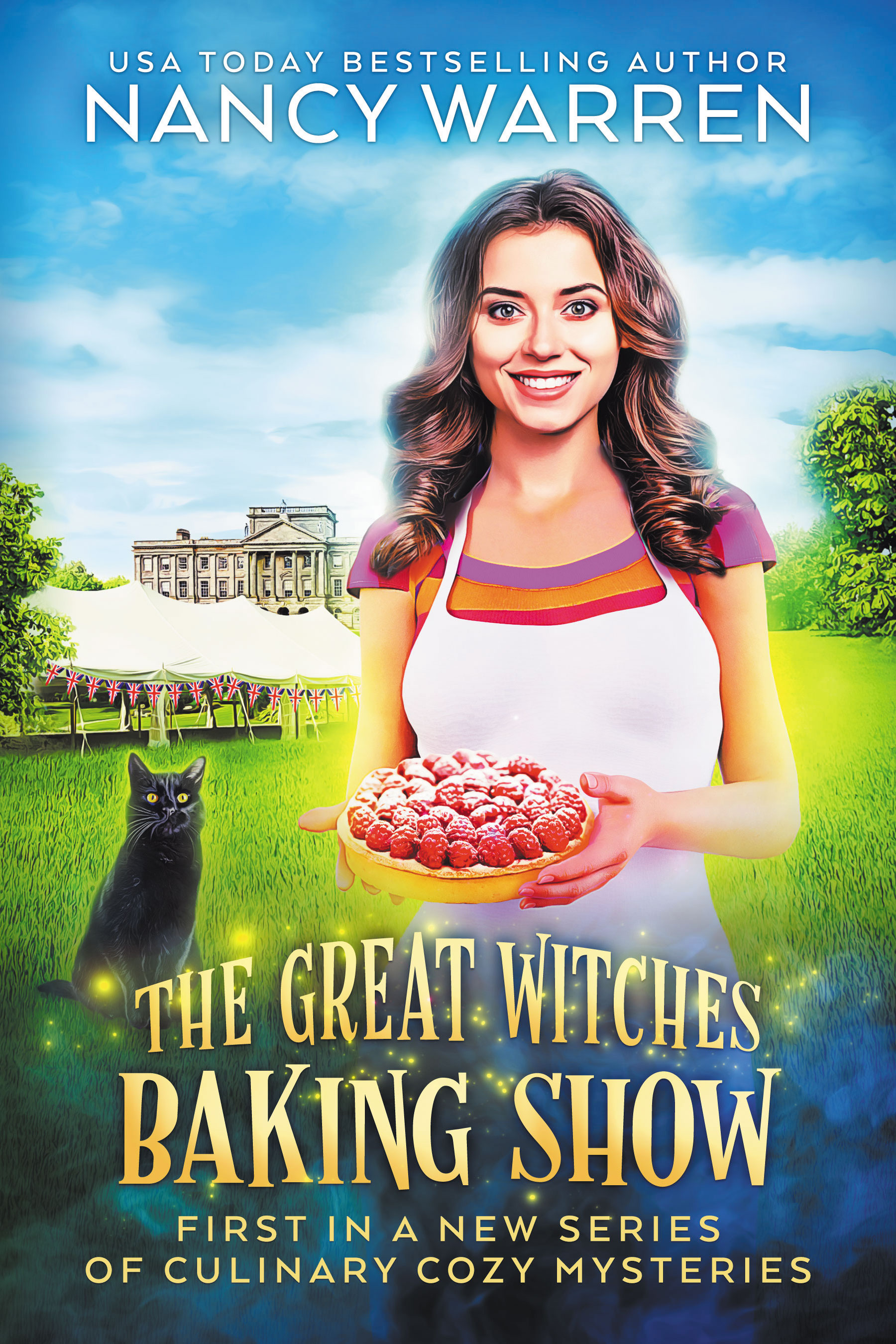 The Great Witches Baking Show by Nancy Warren