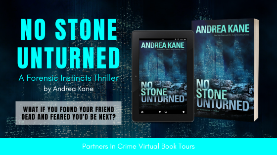 No Stone Unturned by Andrea Kane Banner