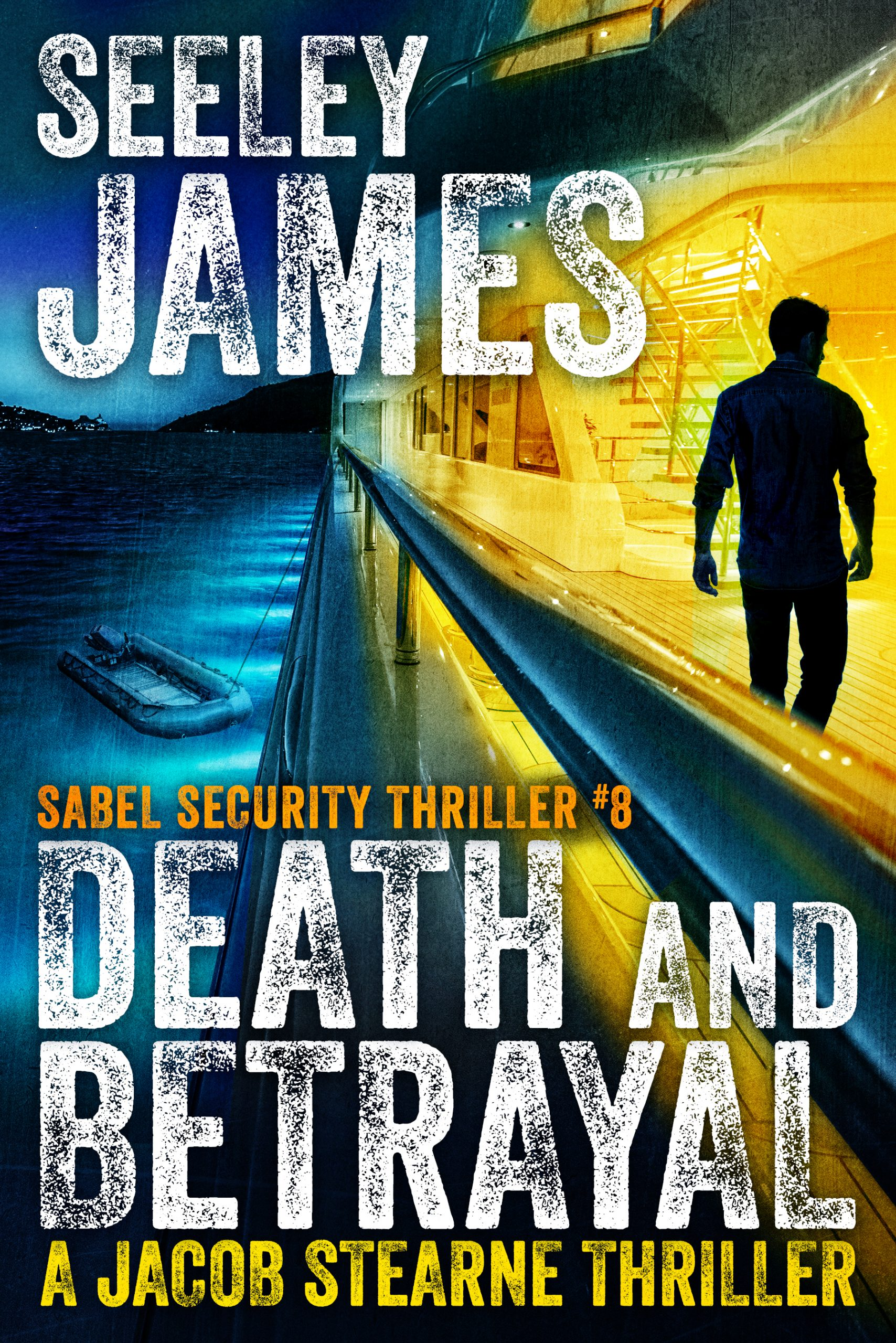 Death and Betrayal by Seeley James