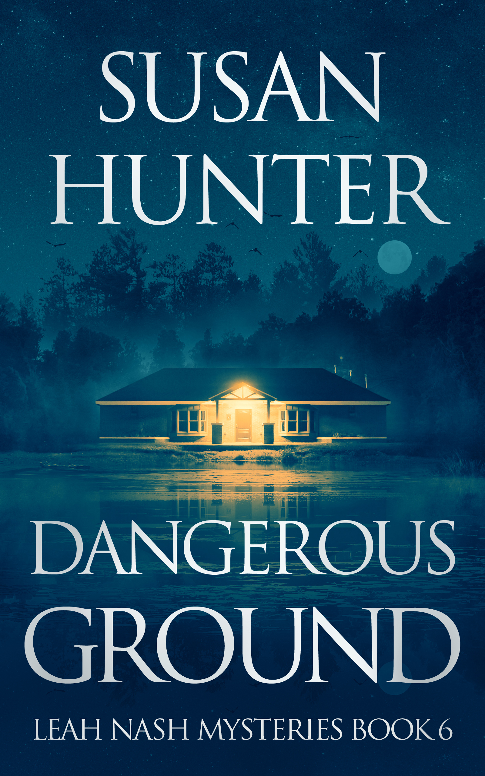 Dangerous Ground by Susan Hunter
