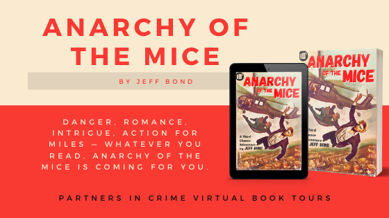 Anarchy Of The Mice by Jeff Bond Banner