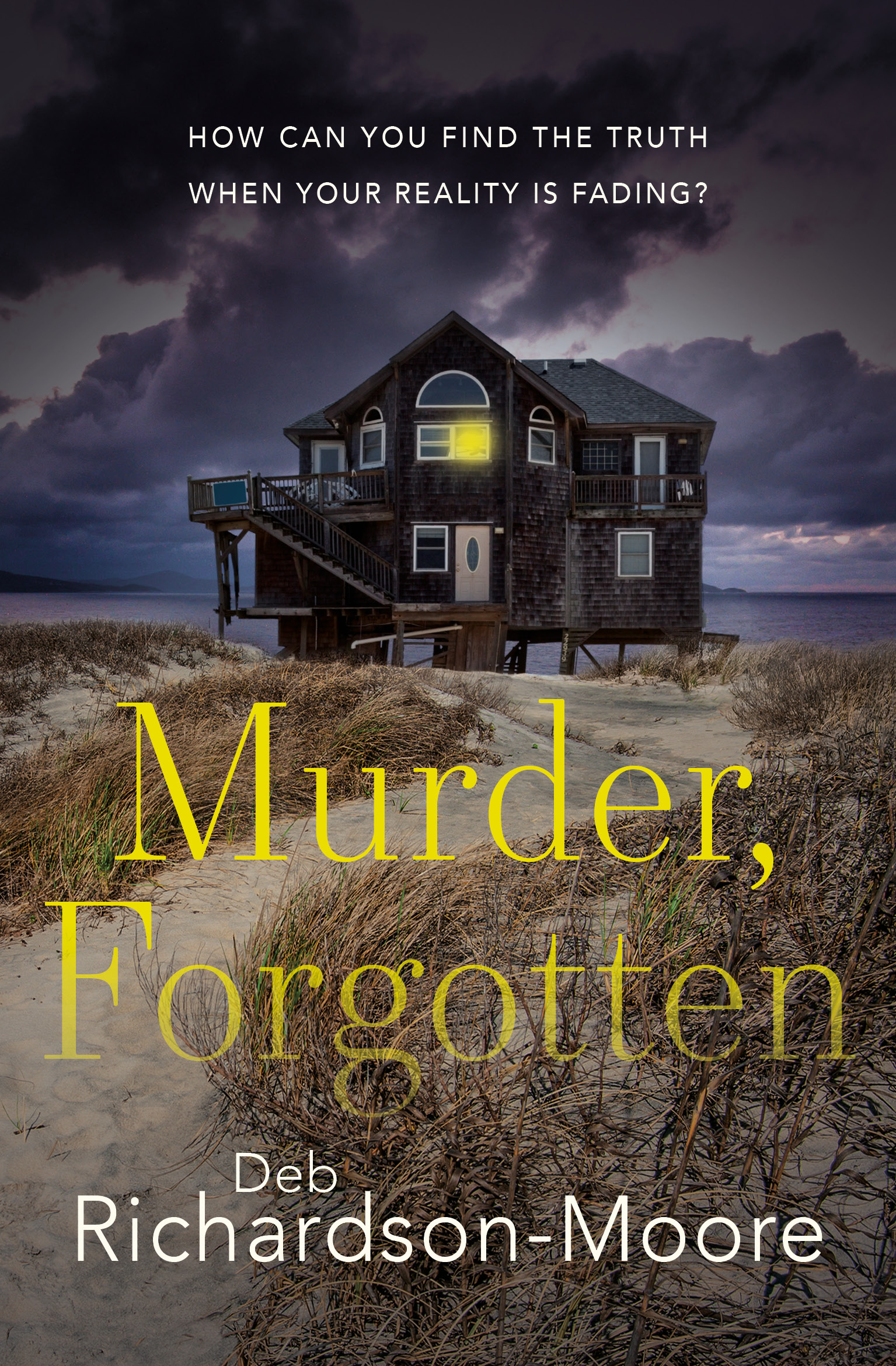 Murder, Forgotten by Deb Richardson-Moore