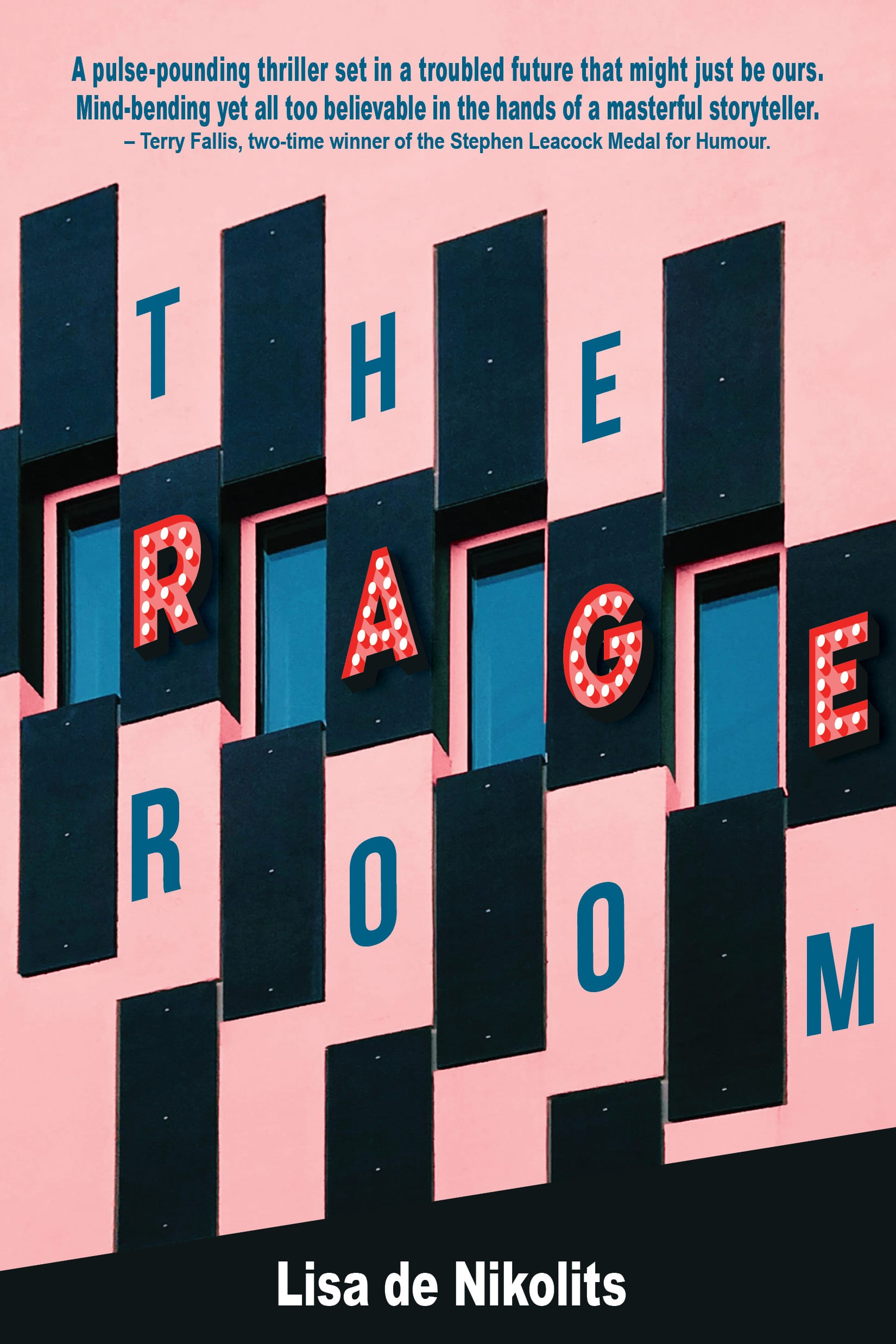 The Rage Room by Lisa de Nikolits