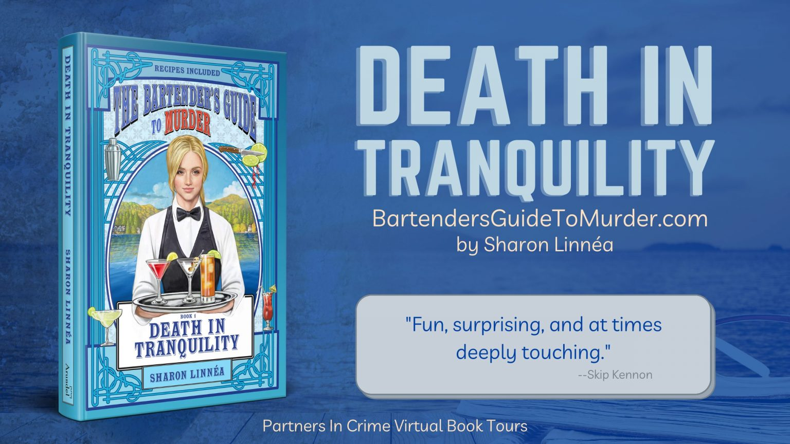 Death In Tranquility by Sharon Linnéa Banner