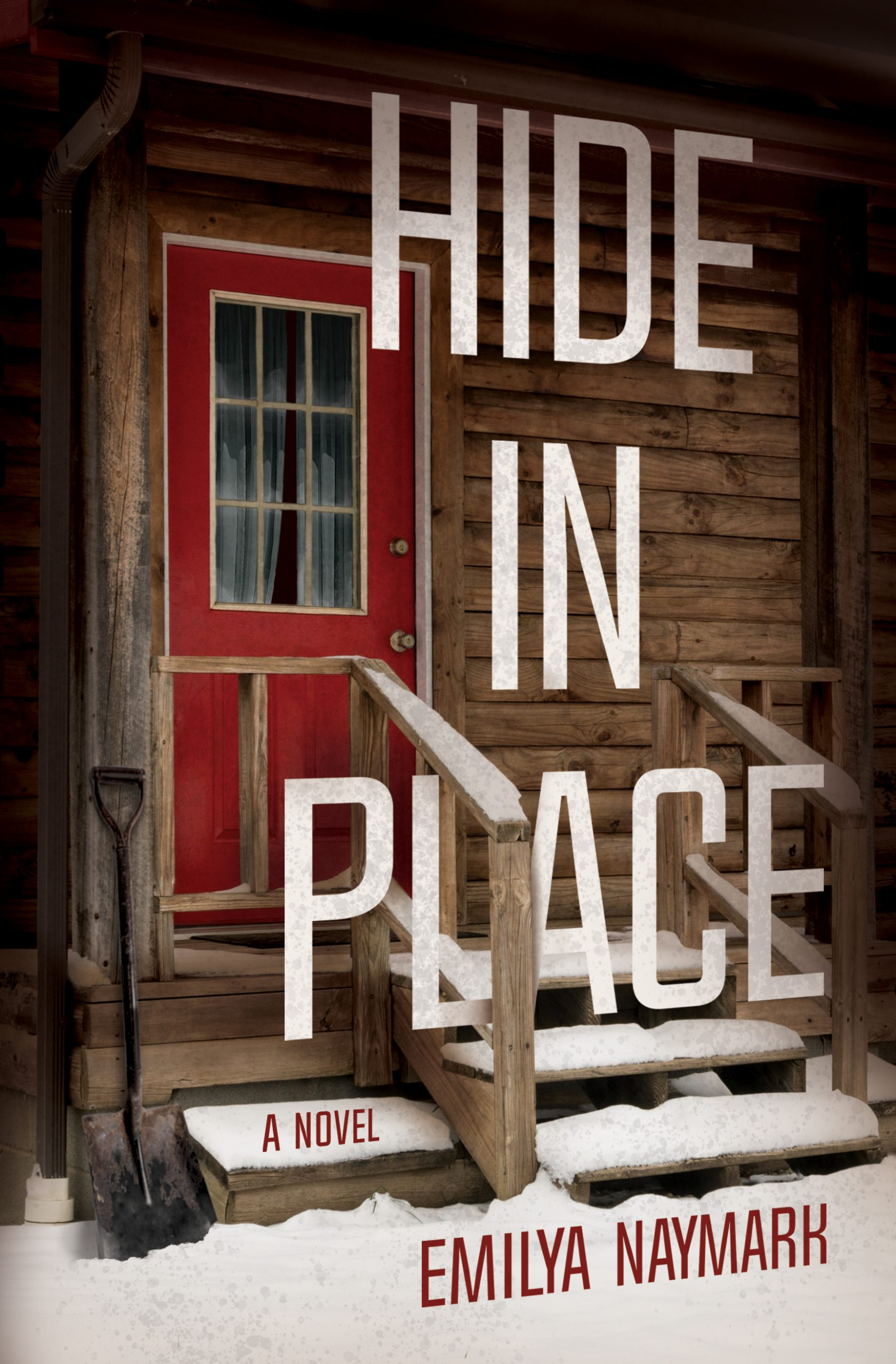 Hide In Place by Emilya Naymark