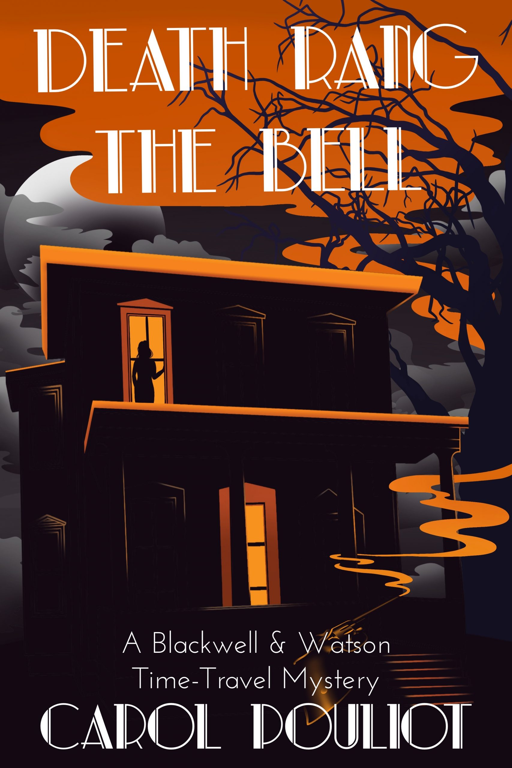 Death Rang The Bell by Carol Pouliot